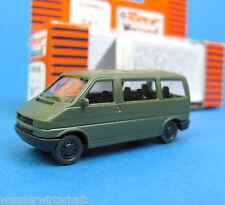 Roco Minitanks H0 541 VW T4 KLEIN-BUS Bundeswehr BW Bulli HO 1:87 Volkswagen