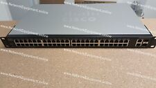 Cisco SG200-50 Gigabit Switch inteligente 200 Series SLM2048T