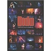 Dido - Live at Brixton Academy [DVD] (Live Recording/+2DVD, 2005)