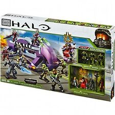 [New] Mega Bloks Halo Anniversary Collection Hierarch's Shadow Convoy 97521