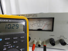 HP AGILENT MODEL 6282A DC POWER SUPPLY 0-10V, 0-10A *TESTED*