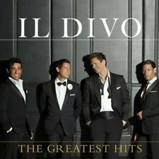 Il Divo - Greatest Hits [New CD] Holland - Import