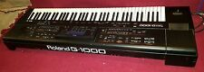 ROLAND G-1000 Arranger Workstation Synthesizer Keyboard Piano Flagship Model