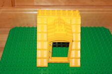 LEGO DUPLO FATTORIA GRANDE di parte del tetto per fattoria Casa fienile Zoo, a55