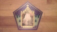 Albus Dumbledore Universal Studios Honeydukes Harry Potter Chocolate Frog Card
