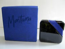 Montana by Montana Vintage Pure Parfum Refillable Purse Spray VERY RARE!