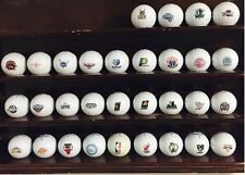 Complete FULL Set (30 NBA Teams Logo's) Bridgestone Mix Mint Used Golf Balls
