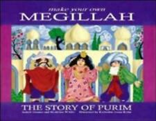 Make Your Own Megillah (Purim) Groner, Judyth, Wikler, Madeline Paperback