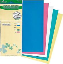 Clover Chacopy (5) Tracing Paper crafts Fabric Markers Tracing Sewing Supply