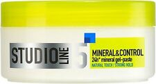 L'OREAL STUDIO LINE MINERAL & CONTROL 24H GEL PASTE - 150ML