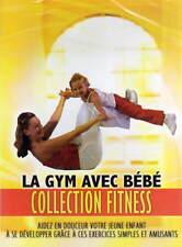 DVD COLLECTION FITNESS - La Gym avec Bébé - Neuf
