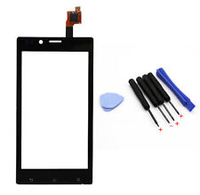 For Sony Xperia J ST26 ST26i Front Glass Touch Screen Digitizer Lens Part+Tools