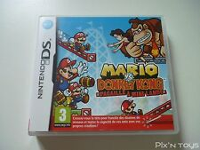 NINTENDO DS / Jeu Mario VS Donkey Kong [ Version PAL Multilingue ]