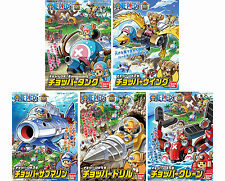 BANDAI ONE PIECE Tony Tony Chopper robot Model Kit Complete set