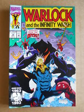 WARLOCK and The Infinity Watch #16 1993  Marvel Comics  [SA35]