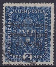 1918 Italy Occupation Regno Italia Austria Venezia Giulia 2 Kronen