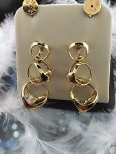 Di Modolo 18k Yellow Gold Triadra Earrings. WOW!!!