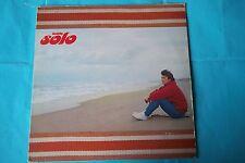 """BOBY SOLO """" SOLO """" LP EMI ITALIANA 1982 NUOVO NON SIGILLATO"""
