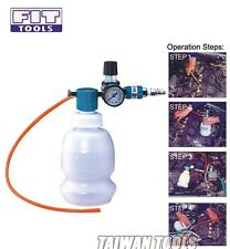 FIT TOOLS Air / Pneumatic Engine Intake System Carbon Cleaner / Washing Kit.