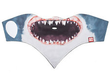 Airhole Shark Ski and Snowboard 2 layer Air Hole Facemask 2016 Jaws