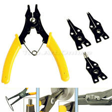 4 in 1 SNAP RING PLIERS Set Mechanics Circlips Auto Tool Pliers Workshop Set