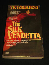 msm* SALE : VICTORIA HOLT ~ THE SILK VENDETTA