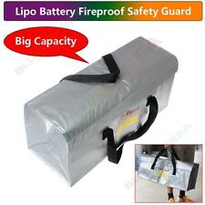 Big Capacity RC Drone LiPo Battery Safety Bag Safe Guard Charge Sack 64*25*30cm