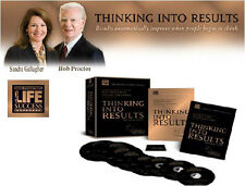 Bob Proctor-Thinking into Results [Achievement Mindset Audio Leadership] E-BOOK