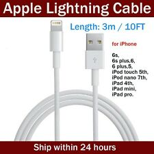 Original 3M Lightning USB Data Charging Cable For iPhone 6 6plus 5S iPod