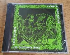 "TYPE O NEGATIVE  ""The Origin Of The Feces""   NEW  (CD)"