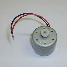 New CANON Car AM-FM Cassette Hobby 13VDC Motor w/ Spindle T1N2ADHDQ
