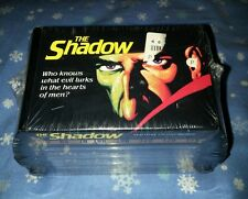 New sealed The Shadow Orson welles 4 cassettes Classic phantom avenger bride