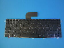Keyboard Norwegian Dell XPS 15 L502x Vostro 3350 3550 3555 N5050 0WGJWD Baclit