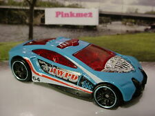 2015 Hot Wheels SPEED TRAP∞Blue; pr5; HWPD 64∞New LOOSE∞HW CITY