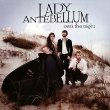 "LADY ANTEBELLUM ""OWN THE NIGHT"" CD  NEU"