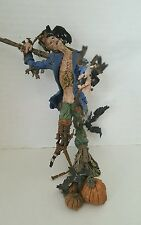 Twisted Land of Oz Scarecrow Figure by McFarlane Toys with Crows!