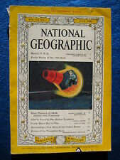 National Geographic Magazine July 1960 Vintage Ads Car Truck Advertising