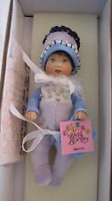 Ellery Kish Doll and Wooden Horse Helen Kish Riley's World New in Box