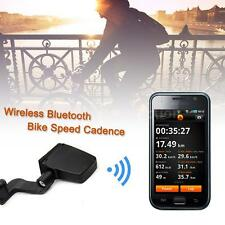 Wireless Bluetooth ANT Tracker Bike Speed Cadence Combo Sensor Speedomet X1V8