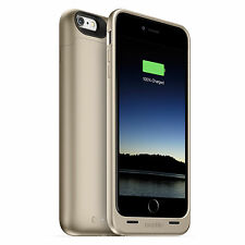 mophie juice pack Battery Case for iPhone 6s Plus / 6 Plus (2,600mAh) - Gold
