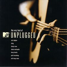 The Very Best of MTV Unplugged CD Sealed New Sting Eric Clapton Paul McCartney