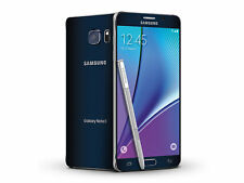 Samsung Galaxy Note 5 N920A 32GB Black Unlocked GSM AT&T T-Mobile 4G LTE