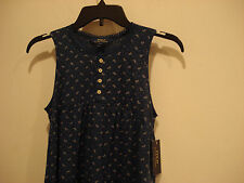 POLO RALPH LAUREN   GIRLS  DRESS  Size-LARGE(12-14)    NWT