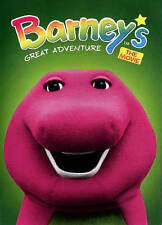 Barney's Great Adventure: The Movie New Artwork