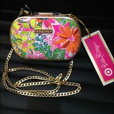ULTRA RARE! LILLY PULITZER FOR TARGET NOSIE POSEY CONVERTIBLE CLUTCH BAG NWT