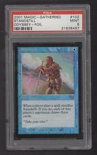 FOIL STANDSTILL  PSA 9 MINT ODYSSEY TG COMIC KINGS
