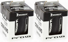 MICHELIN PRO 4 SERVICE COURSE 700x23c BLACK 2-PACK PAIR ROAD BIKE BICYCLE TIRES