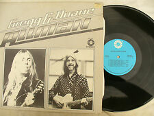 GREGG & DUANE ALLMAN LP SELF TITLED usa spring board 4046