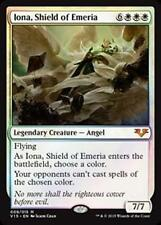 Foil IONA, SHIELD OF EMERIA From the Vault: Angels MTG White Creature Rare