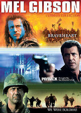 The Mel Gibson Ultimate Collection (DVD, 2007, 3-Disc Set)